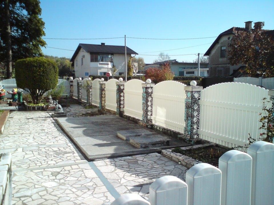 Leskovplast ograje, karnise, Škofljica gallery photo no.4