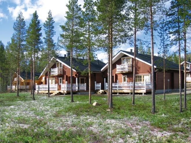 Svetovne brunarice KONTIO, lesene hiše, Trebnje gallery photo no.3