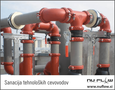 Sanacija cevovodov Nu Flow d.o.o., Novo mesto gallery photo no.16