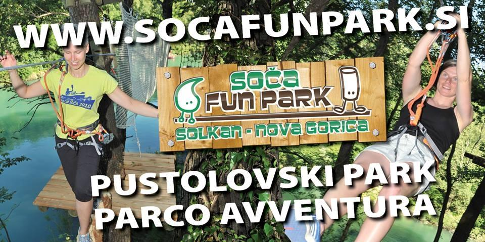 Soča fun park, Solkan gallery photo no.1