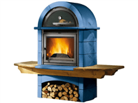 La Nordica kaminske peči na drva - product image