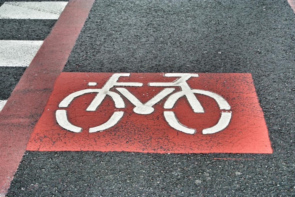 Barvanje kolesarskih poti - product image