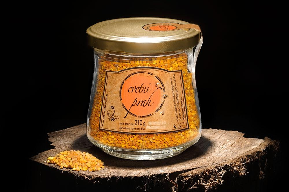 Cvetni prah - pelod (osmukanec) - product image