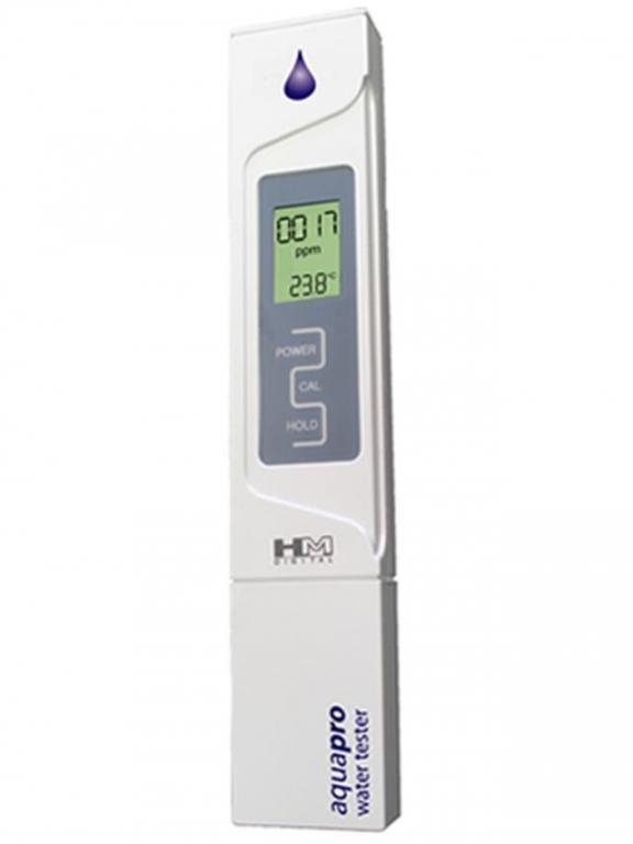 TDS meter + termometer HM - product image