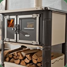 Cadel štedilniki na drva - product image