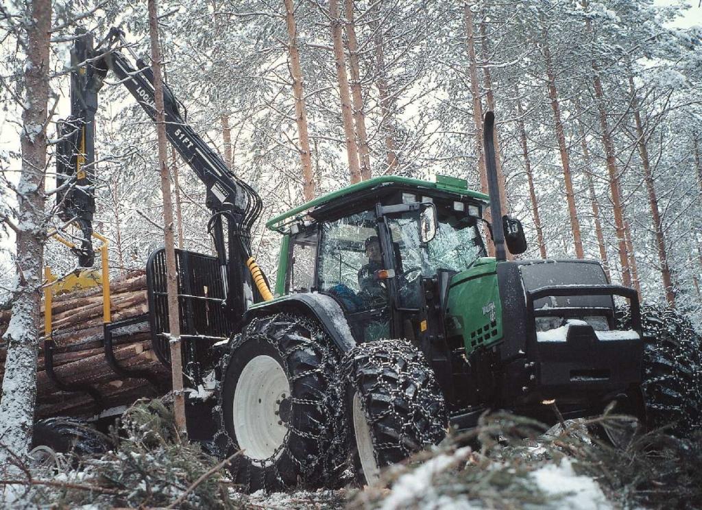 Strojna sečnja gozda - product image