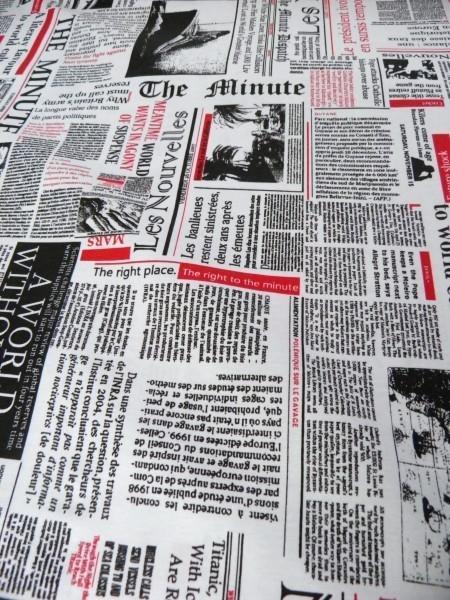 Tiskano blago za pregrinjala, torbe, prte itd. - product image