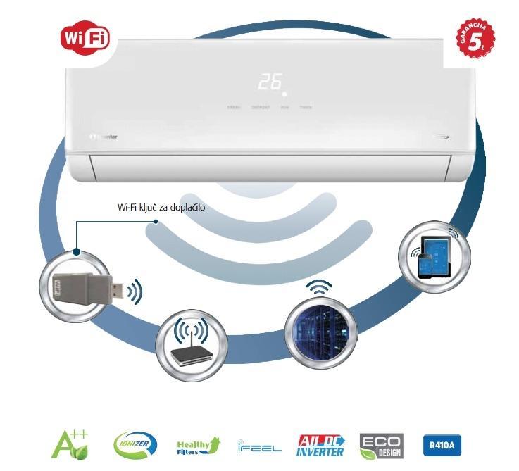 Klimatske naprave Inventor WiFi - product image