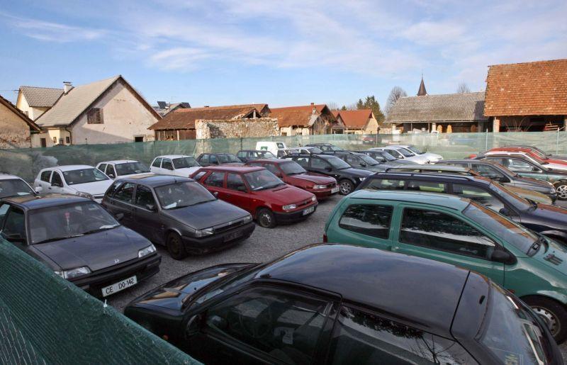 Varovanje vozil - product image