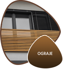 Lesene ograje - product image