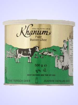 Ghee 0,5kg Prečiščeno maslo - product image