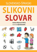 SLOVENSKO- ŠPANSKI SLIKOVNI SLOVAR - product image