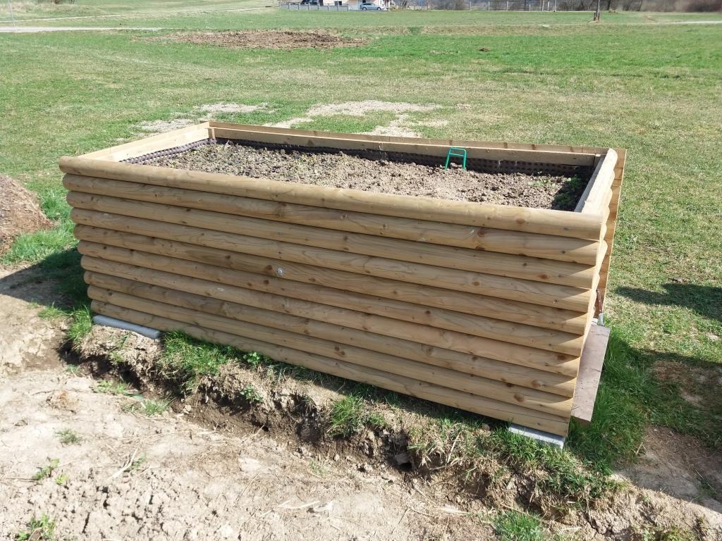 Dvignjene grede za vrtnarjenje - product image