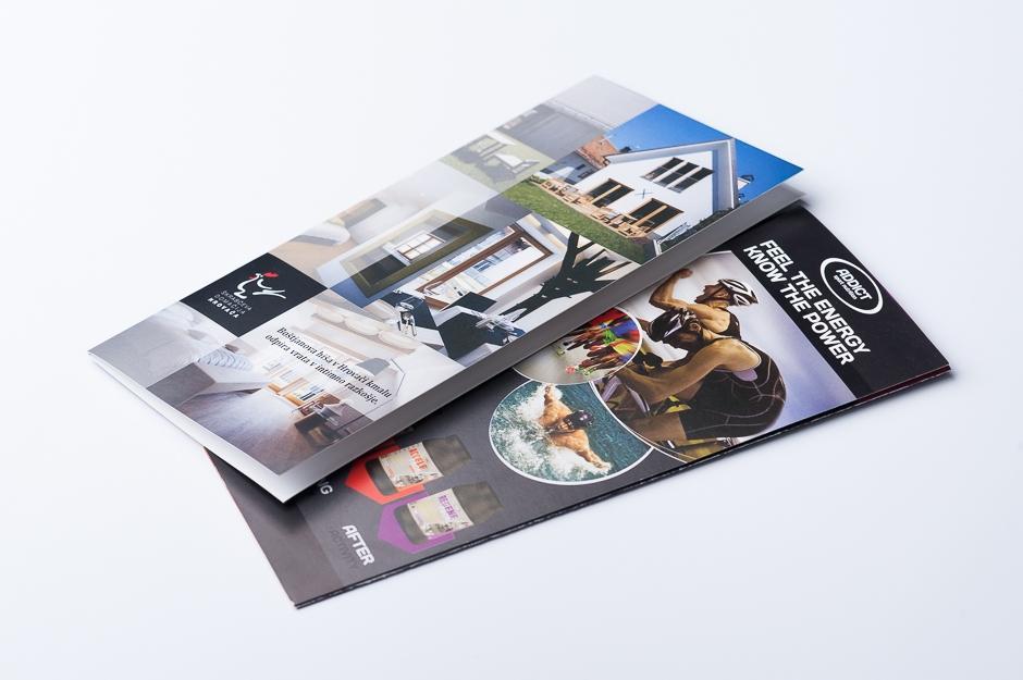 Vizitke in zloženke - product image