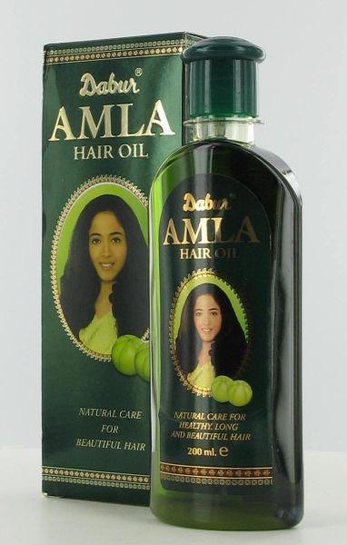 Amla olje za lase 200ml - product image