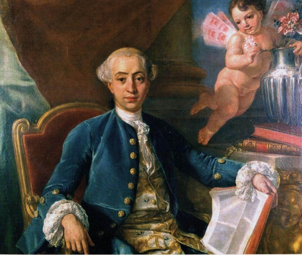 Giacomo Casanova - product image