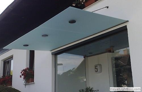 Izdelava steklenih nadstreškov - product image