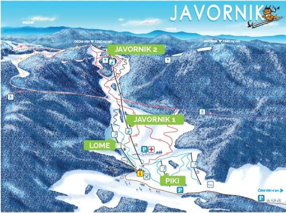 Ski center - product image
