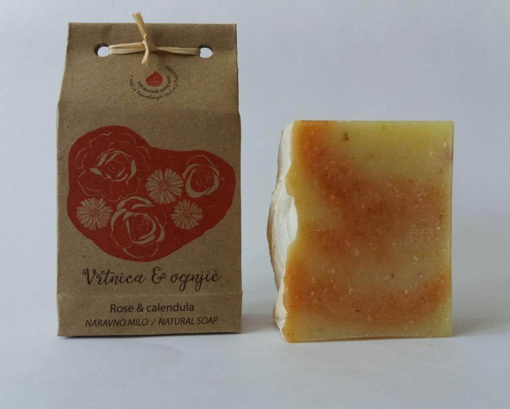 Vrtnica – ognjič za suho kožo - product image