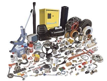 Rezervni deli za kmetijske stroje, motorna kolesa in osebna vozila. - product image