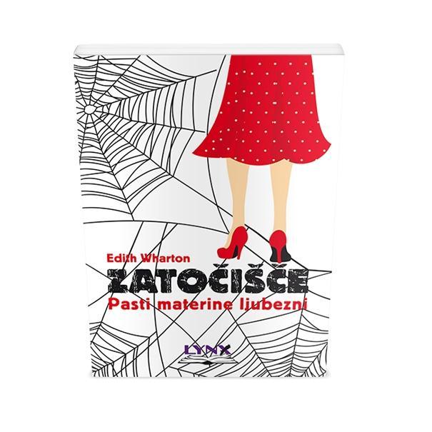 ZATOČIŠČE – Pasti materine ljubezni (broš.)/ Edith Wharton - product image
