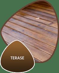Lesene terase - product image