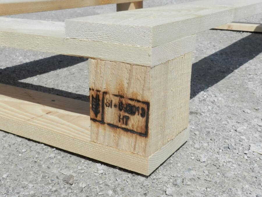 Lesena embalaža - product image