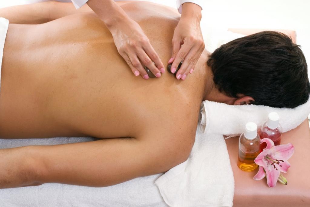 Masaža hrbta - product image
