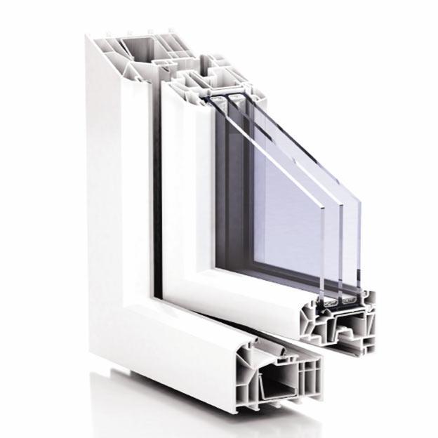 Montaža, vgradnja PVC oken Kranj, Gorenjska - product image