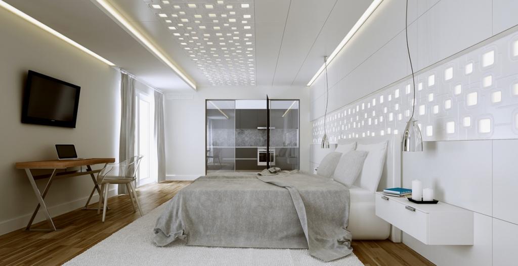 Moderne spalnice - product image