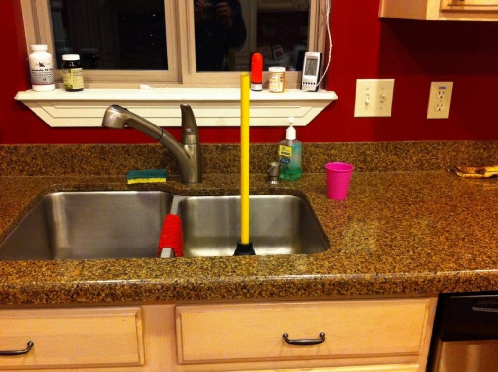 Čiščenje odtočnih cevi v kuhinji - product image