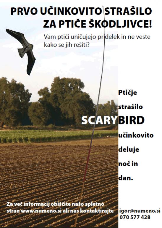 Strašilo za ptice - product image