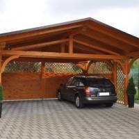 Leseni nadstreški - product image