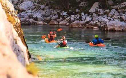 Kayaking Soča - product image