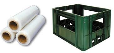 LDPE, LLDPE, HDPE, MDPE, PP homo, PP copo, PP random - granulati - product image