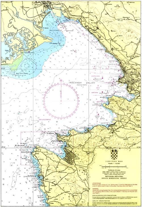 Navtične karte in literatura - product image