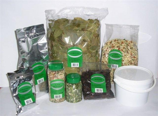PAKIRANJE SIPKIH MATERIALOV - product image