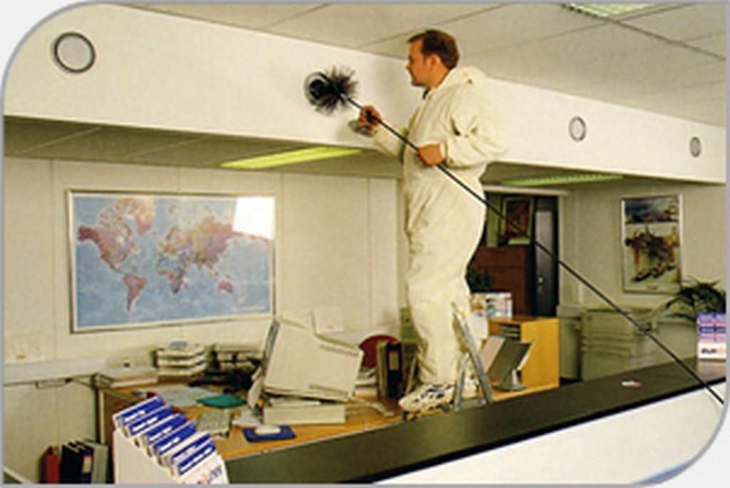 Čiščenje prezračevalnih sistemov - product image