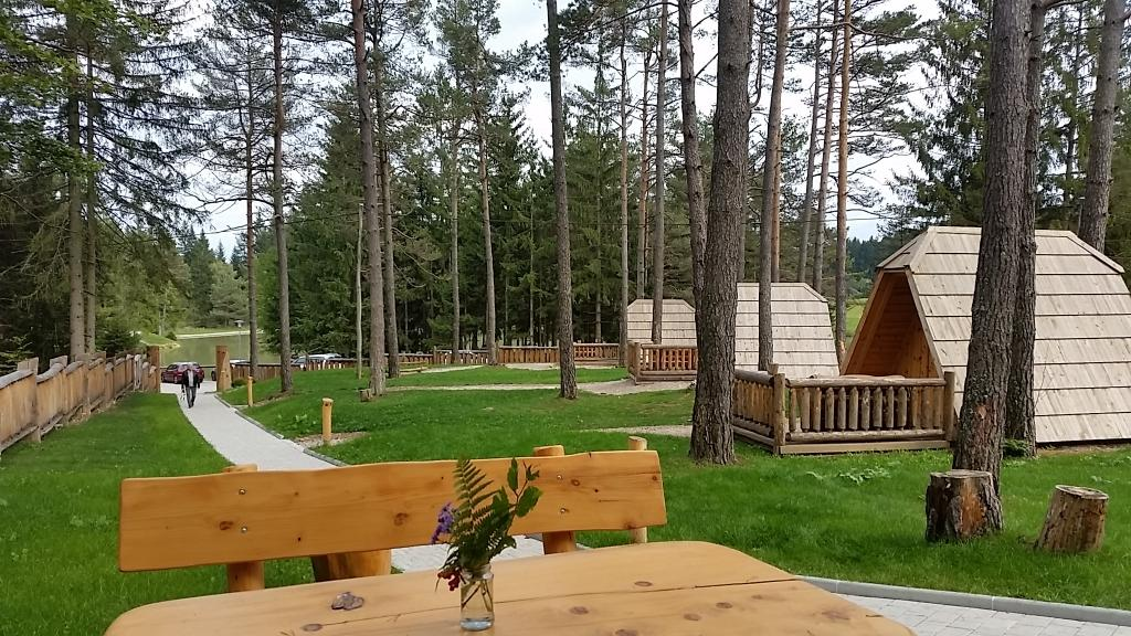 Park Bloška idila – kamp , Volčje 97, Nova vas - product image