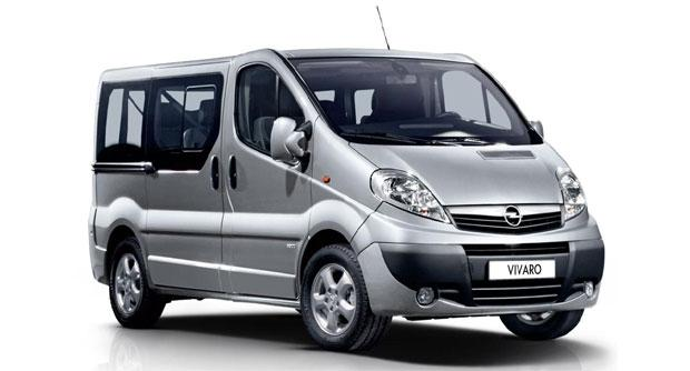 Najem potniških in tovornih kombijev - product image