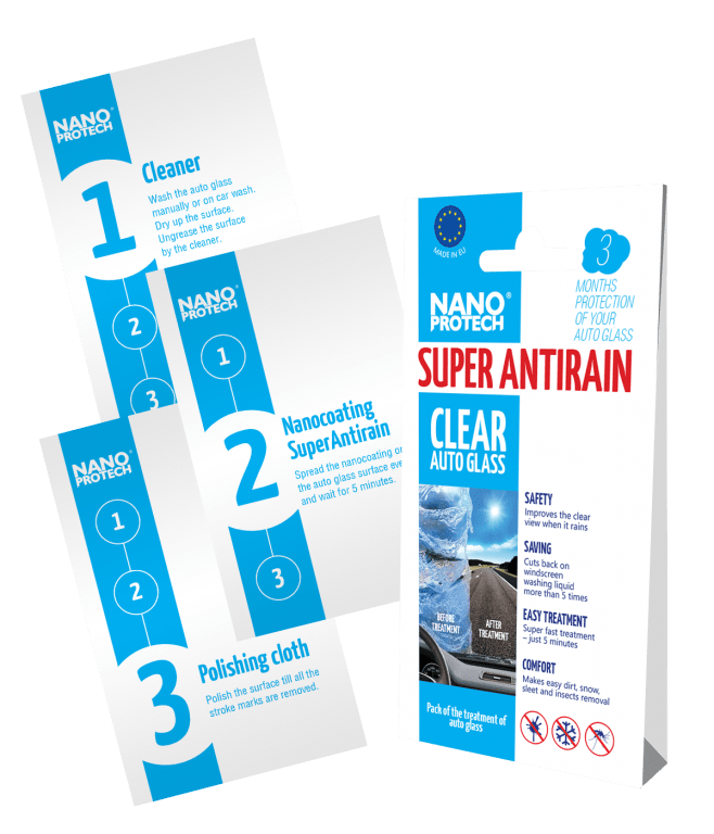 NANOPROTECH super antirain - product image