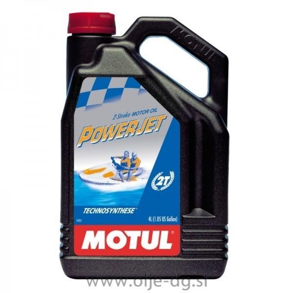2T motorna olja za 2 taktne pogonske agregate plovil. - product image