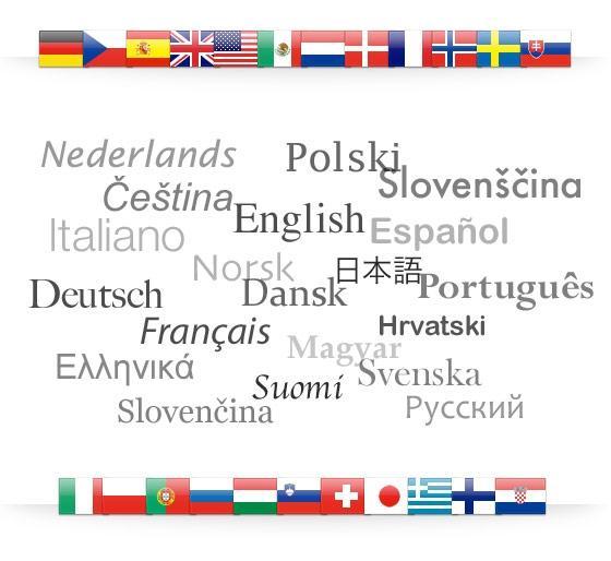 Ceniki in jeziki - product image