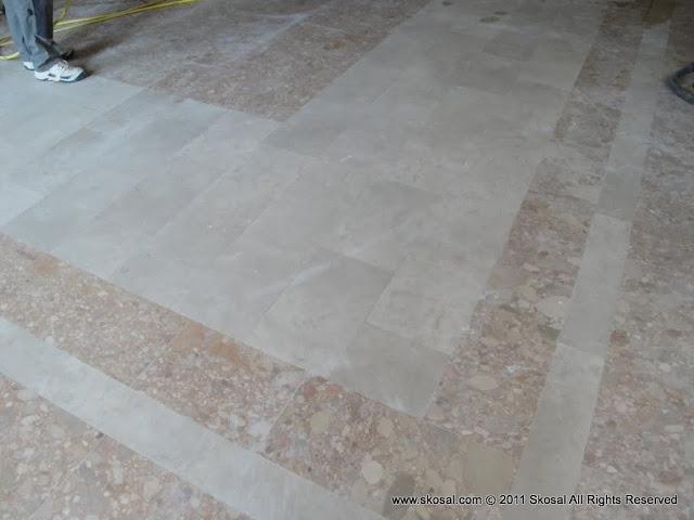 Brušenje marmorja in betona - product image
