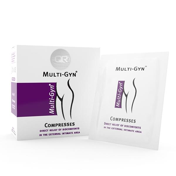 Multi-Gyn Compresses - product image