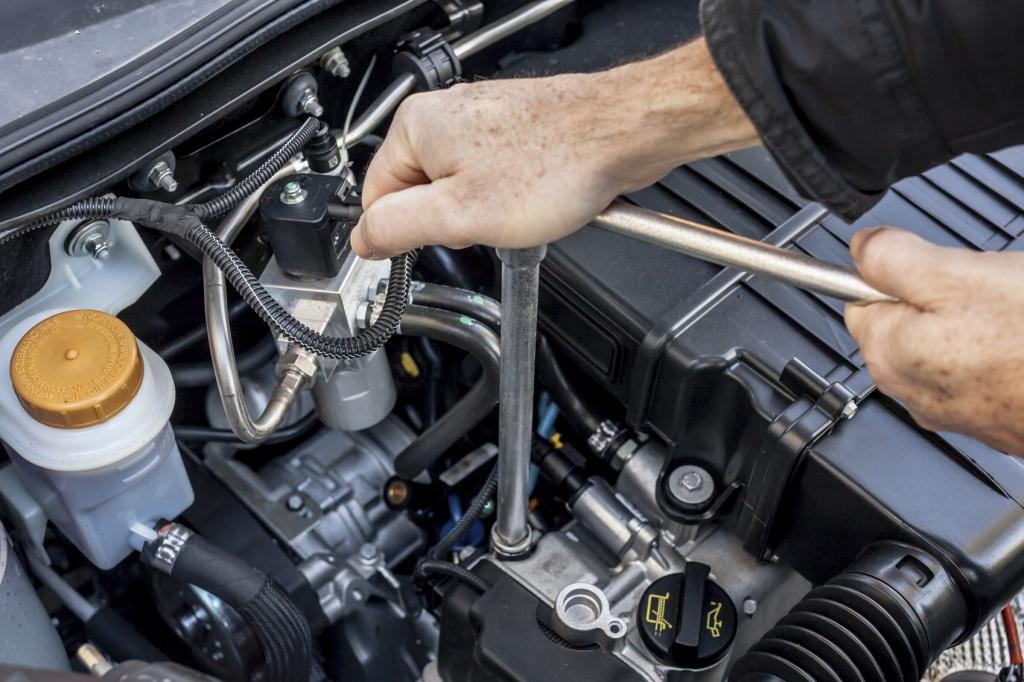 Popravilo motorjev - product image