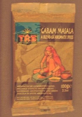Garam masala 100g - product image