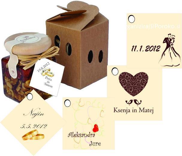 Poročna darila - product image