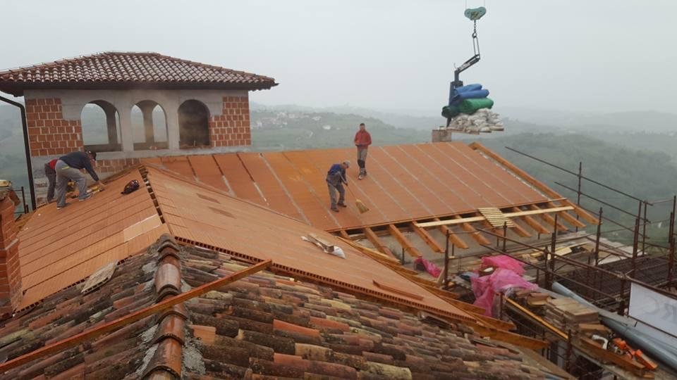 Obnova streh - product image