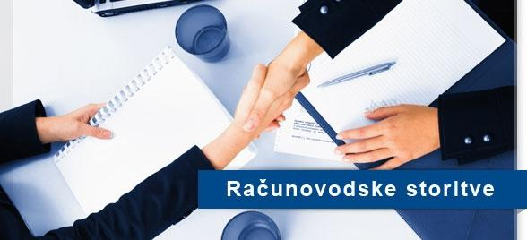 Računovodska dejavnost - product image